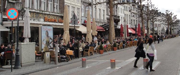 Studentenfeest Maastricht