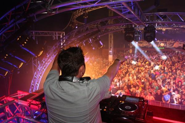 DJ Galaga boeken