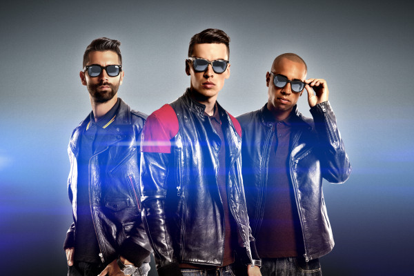 The guys of Yellow Claw
